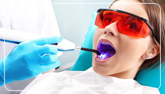 lazer diş hekimliği